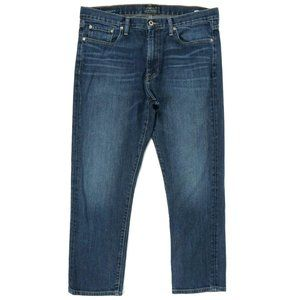 Lucky Brand Mens Jeans Size 36 x 30 Blue Denim 410